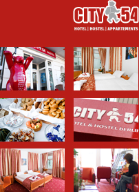 CITY54 Hotel und Hostel Berlin